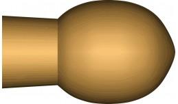 hickory 5A Ball