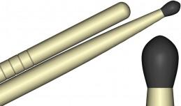 hornbeam 5B nylon grip