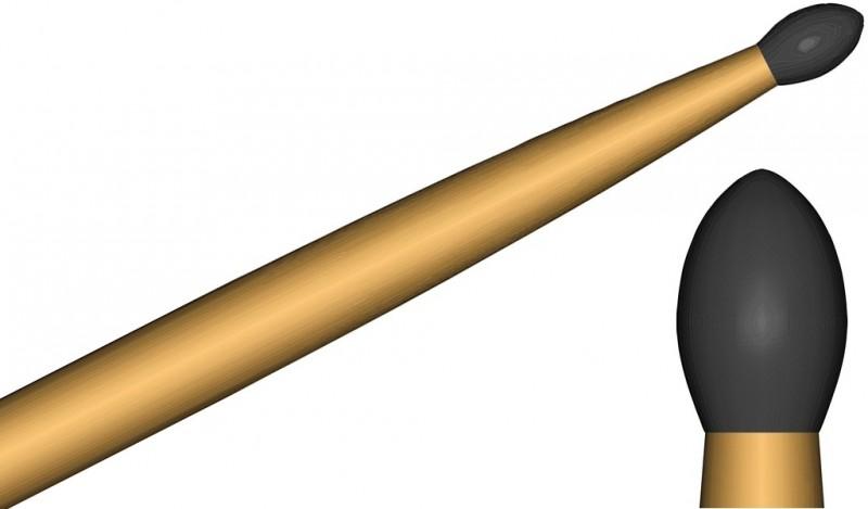 hickory 5AB nylon