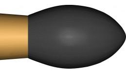 hickory 5A Xtreme nylon