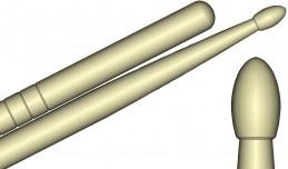 hickory 5A Long