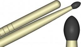 hornbeam 5A nylon grip
