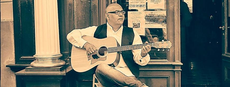 Jaroslav David kytara